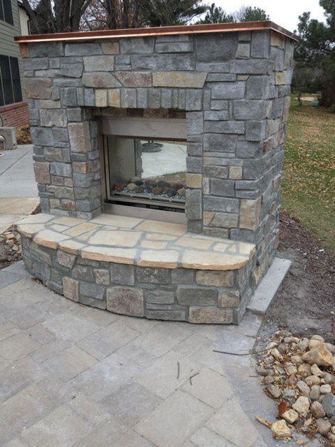 Stark-Fireplace